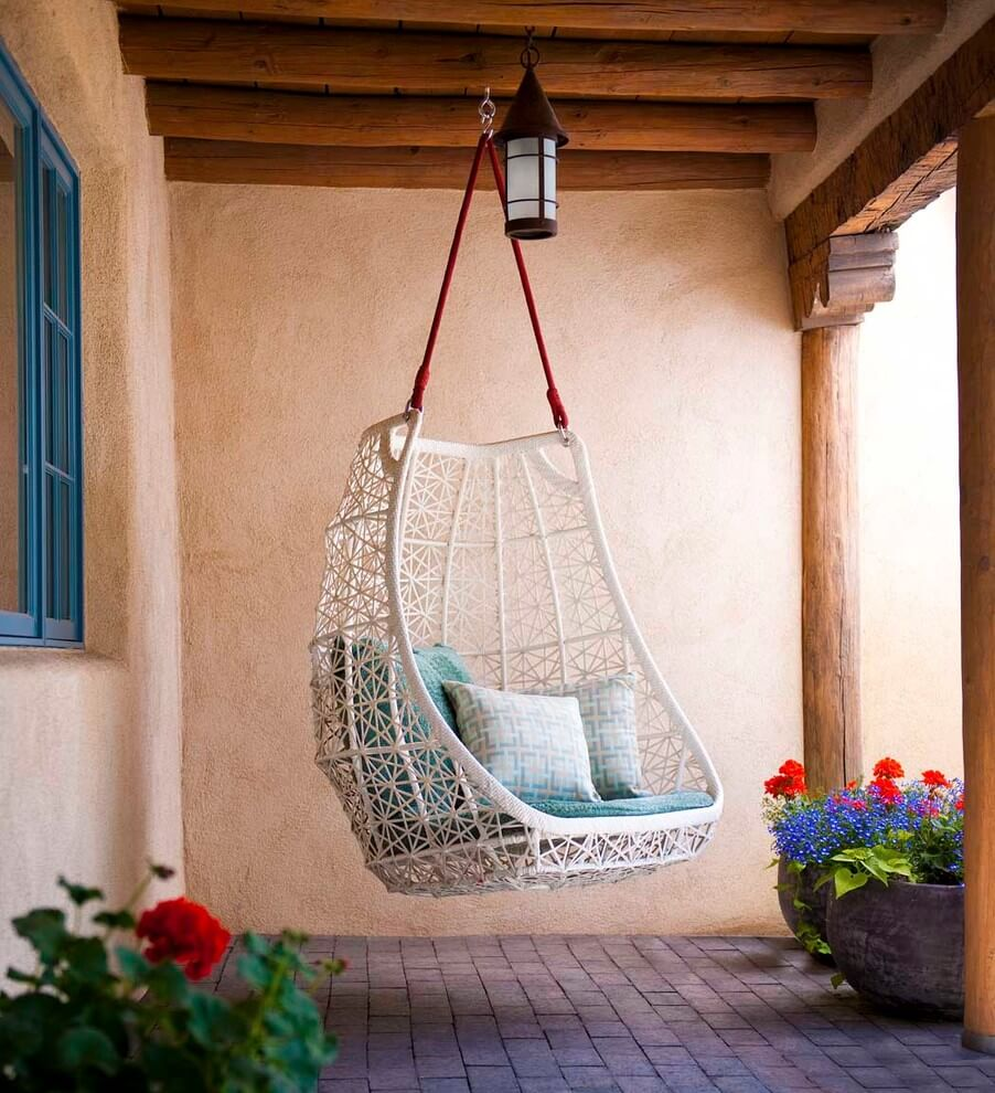 Comfortable Rattan Swing Chairs