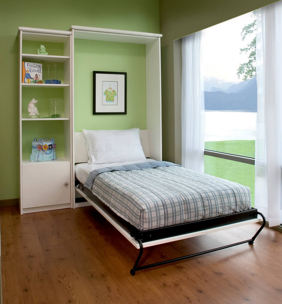 Murphy Bed For Space Saving Furniture