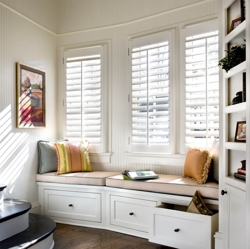 Plantation Shutters For Window Blinds