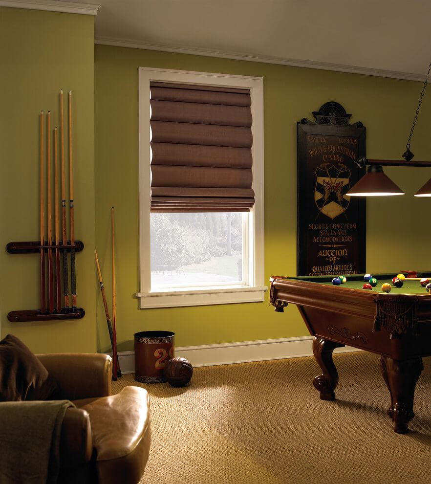 Roman Shades For Windows